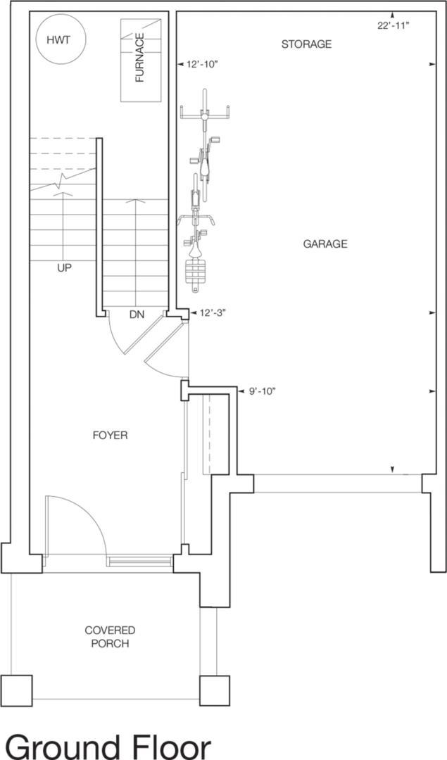 Logan Square Floorplan 4