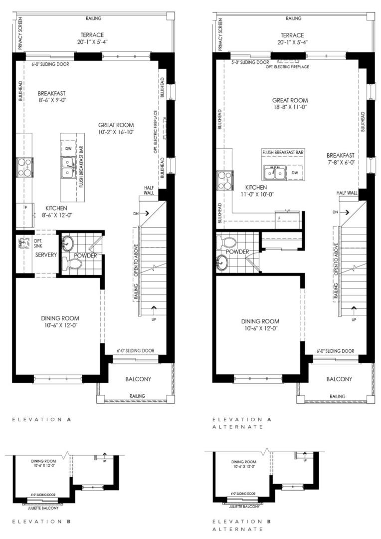 Stonegate End Floorplan 2
