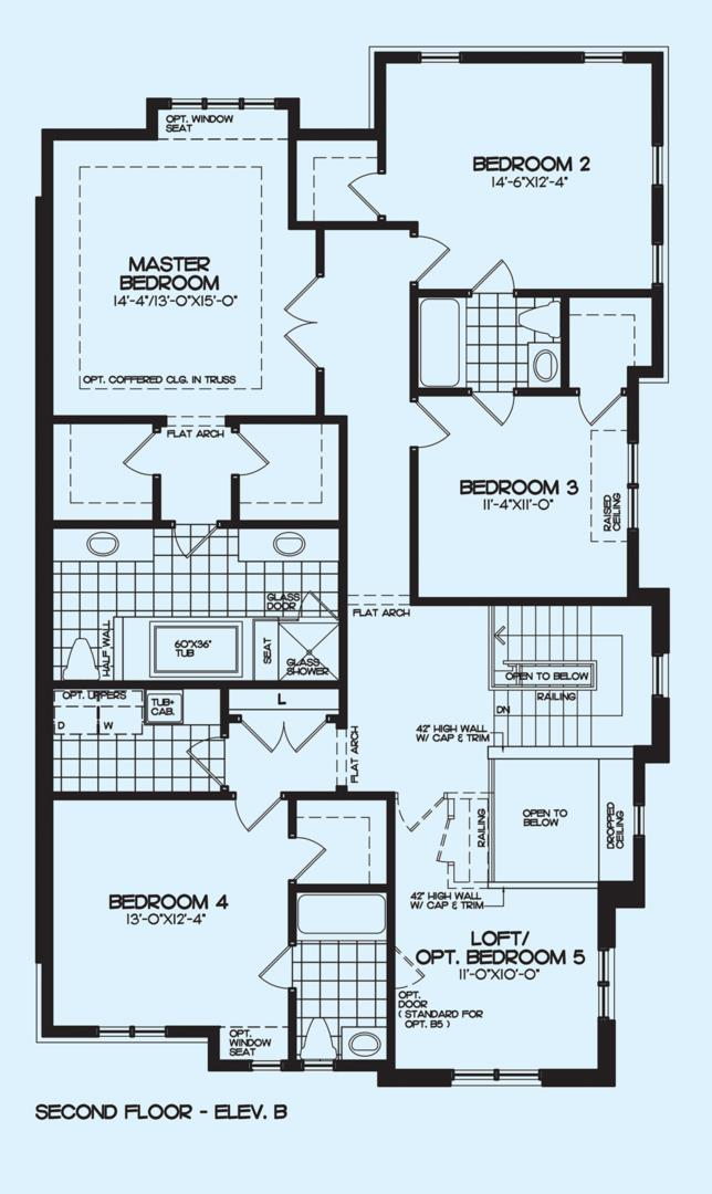 Silver Maple B Floorplan 2