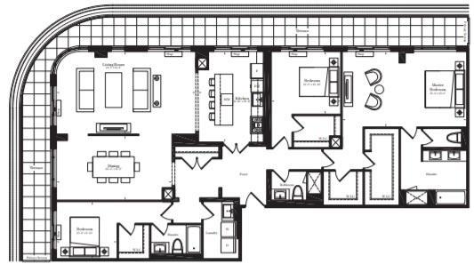 Carmichael Floorplan 1