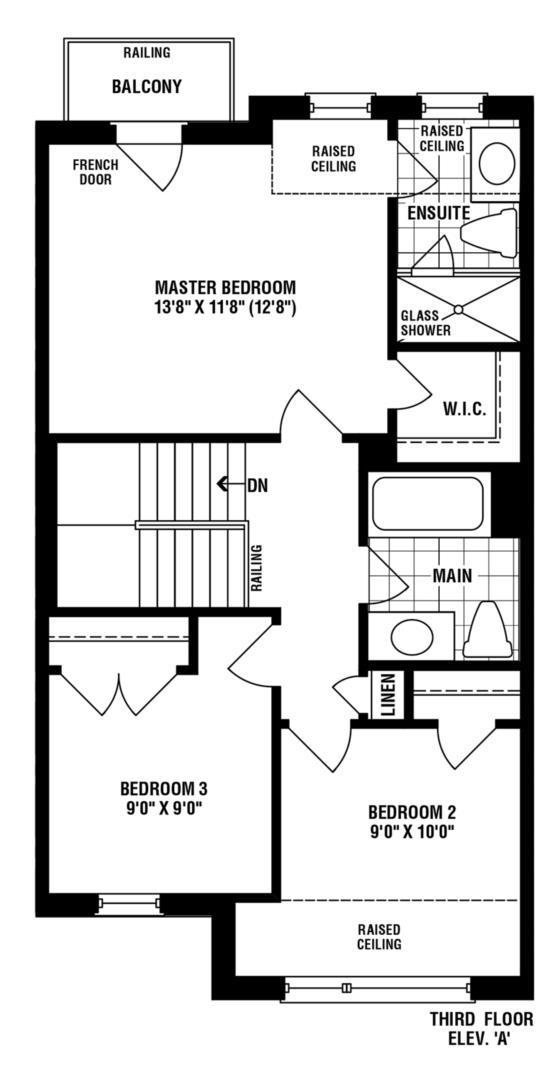 Terraza Lot 18 Blk 210 Floorplan 3