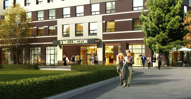 One Wellington is the first urban-style condo in downtown Brantford Image