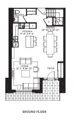 The Vanderhoof Floorplan 1