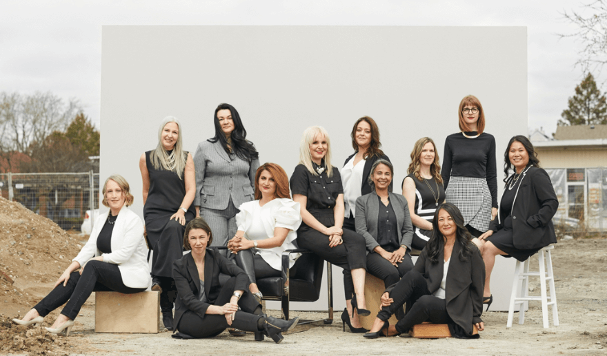 First all-female real estate development team making history in Toronto Image