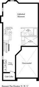 The Springhill 10 Floorplan 3
