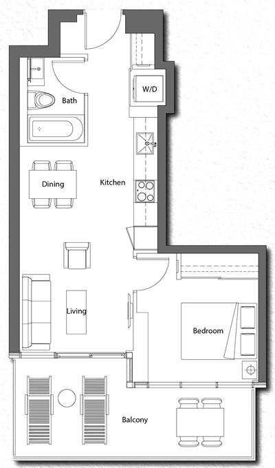 Suite 03 Floorplan 1