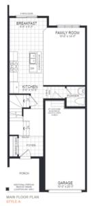 Cambridge Floorplan 1