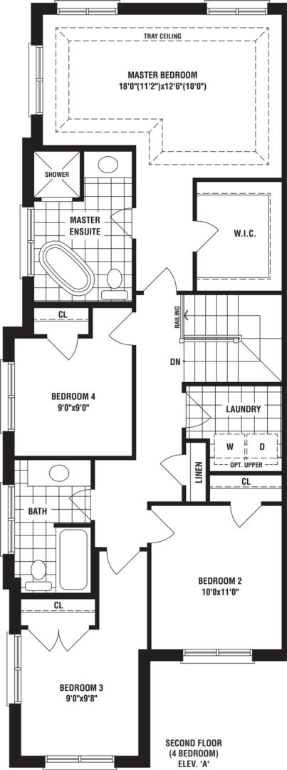 Frederick Floorplan 3