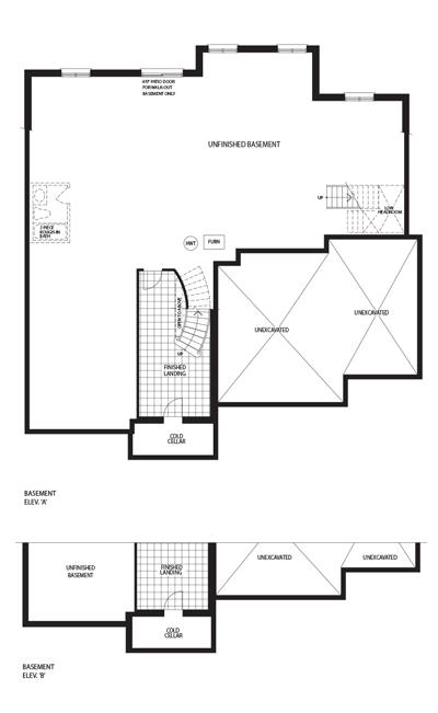 The Pearl Floorplan 4