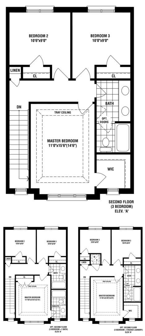Lavender A Floorplan 2