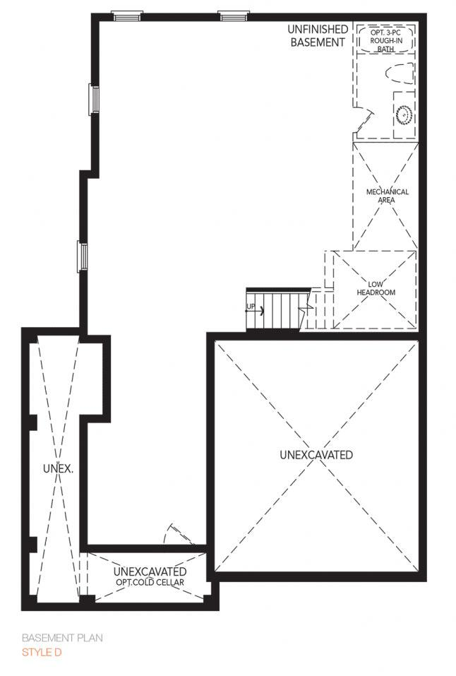 The Vibrant Corner Floorplan 3