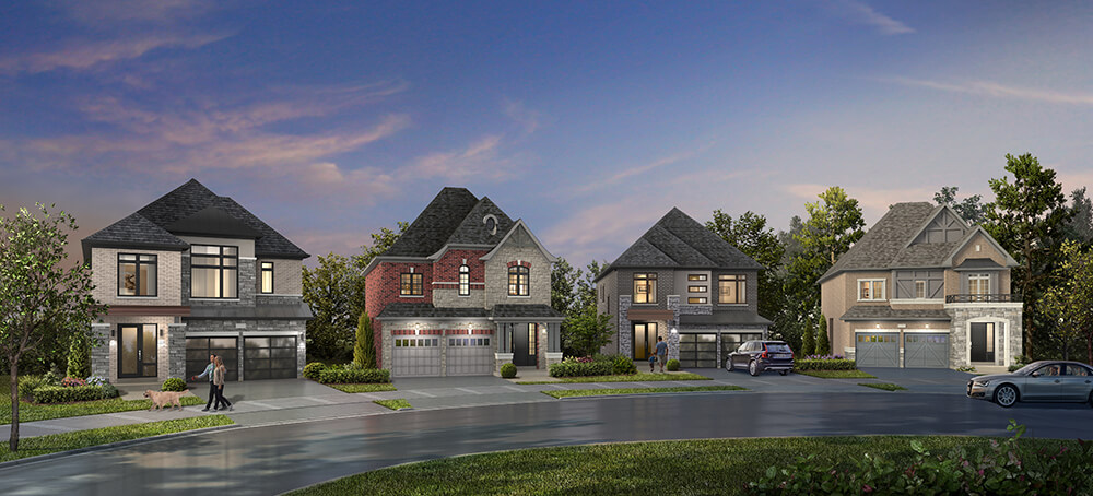 Browse the Whitby Meadows floor plans Image