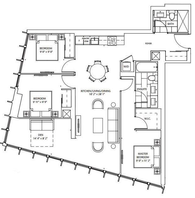 Elberberry Floorplan 1