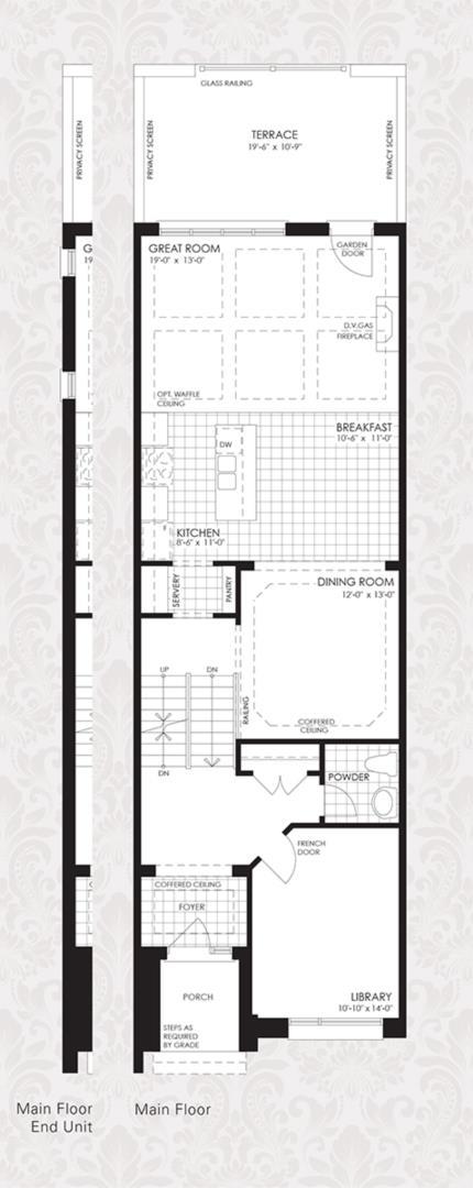 The Harvard Collection - The Harvard 2 Floorplan 2