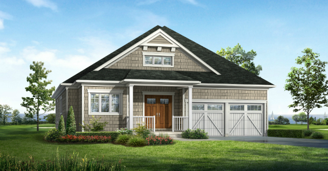 New bungalows unveiled at The Residences of Cobble Beach! Image