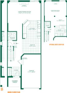 The Mansion Floorplan 1