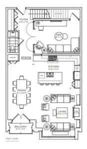 307 Floorplan 1