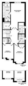 Sandalwood End Floorplan 2