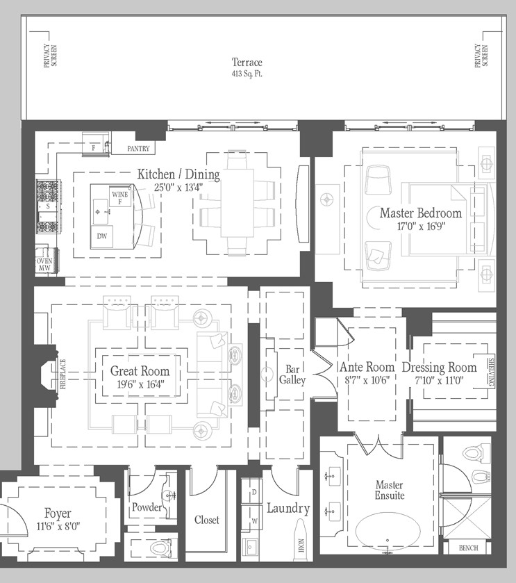 Alton - 204 Floorplan 1