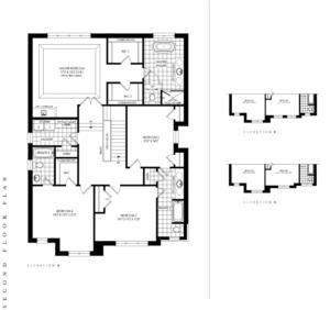 Lot 46 - Micklebe B Floorplan 2