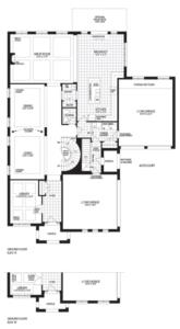 The Diamond Floorplan 1