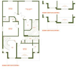 The Tullamore Floorplan 2
