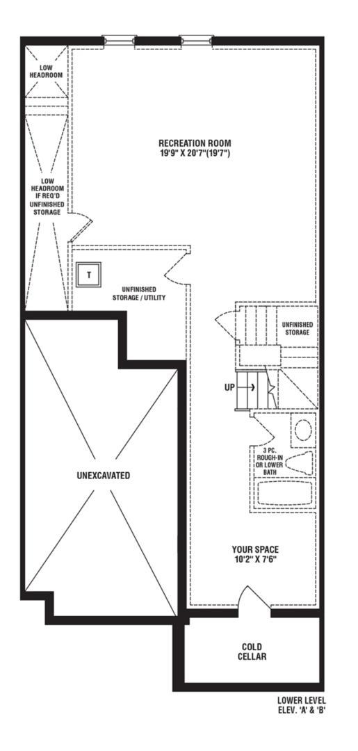 Pewter Floorplan 3