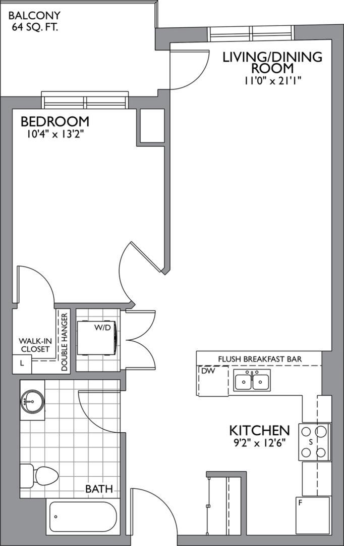 A1a Floorplan 1