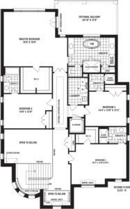 Silver Creek Floorplan 2