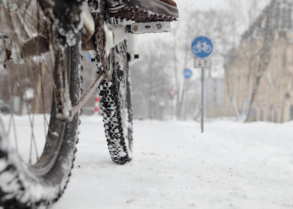 Tips for cycling in downtown Toronto in the winter Image