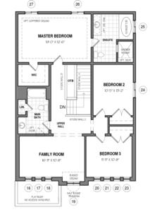 The Rahi D Floorplan 2