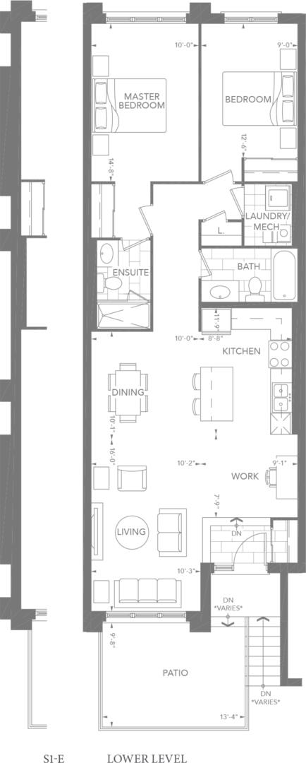 S1 | S1-E Floorplan 1
