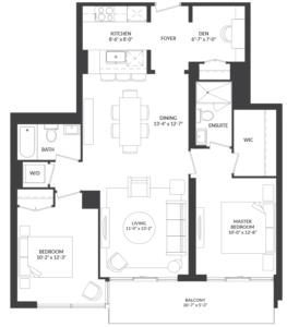 Suite 05 Floorplan 1