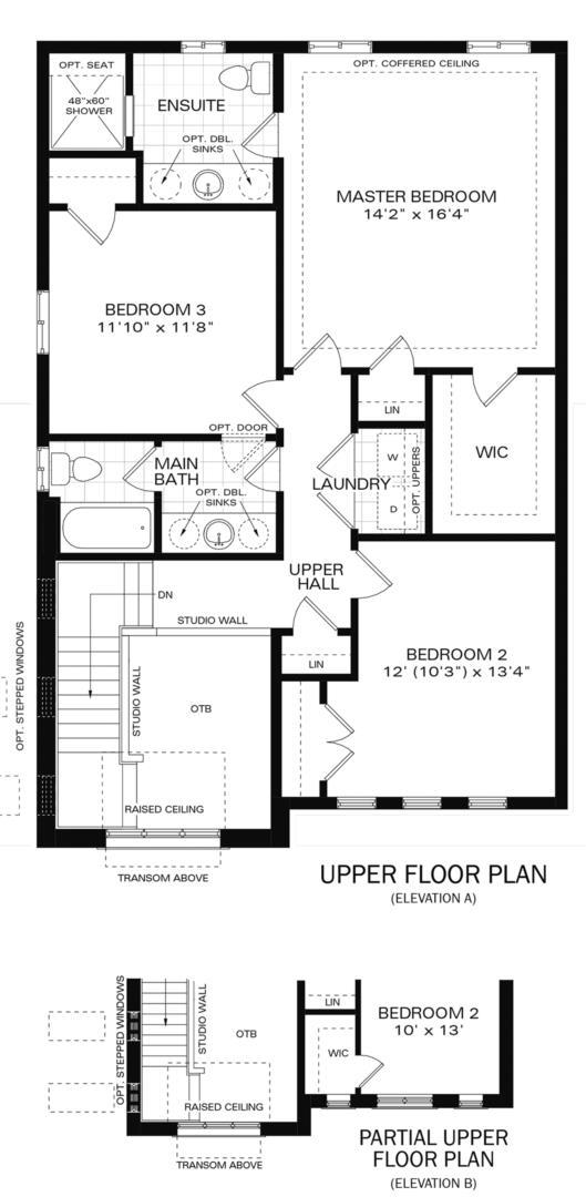 The Oxford IV A Floorplan 2