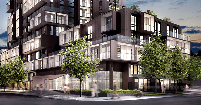 The First Rendering of the Highly Anticipated SQ2 by Tridel Image