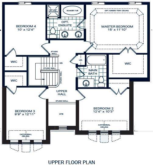 The Onyx A Floorplan 2