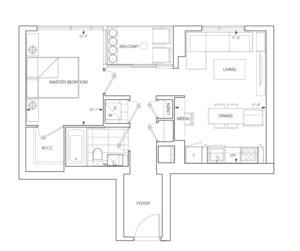 Aura Floorplan 1