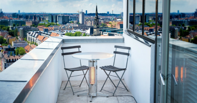 Balcony solutions that will help you make the most of your outdoor space Image