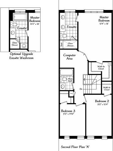 The Belevedere 5 Floorplan 2