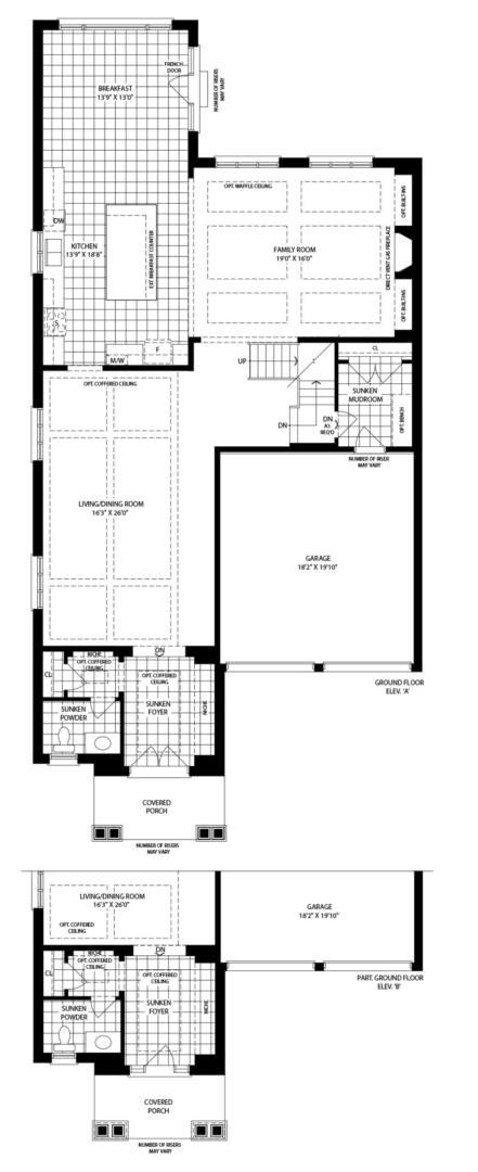 Rockefeller (B) Floorplan 1