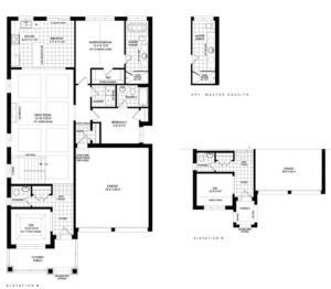 Argyle Floorplan 1