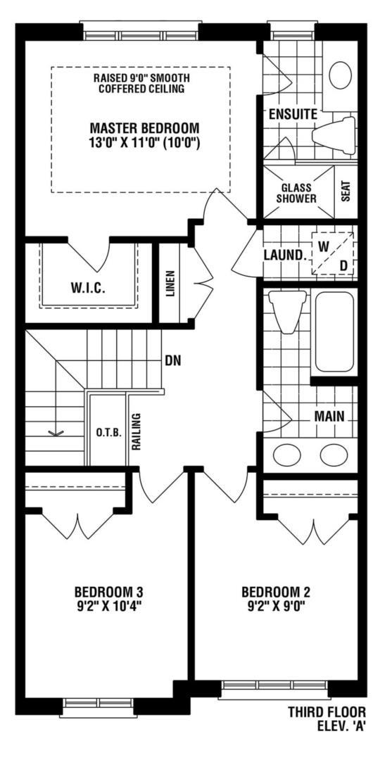 Elm Floorplan 3