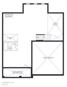 The Birmingham Floorplan 3