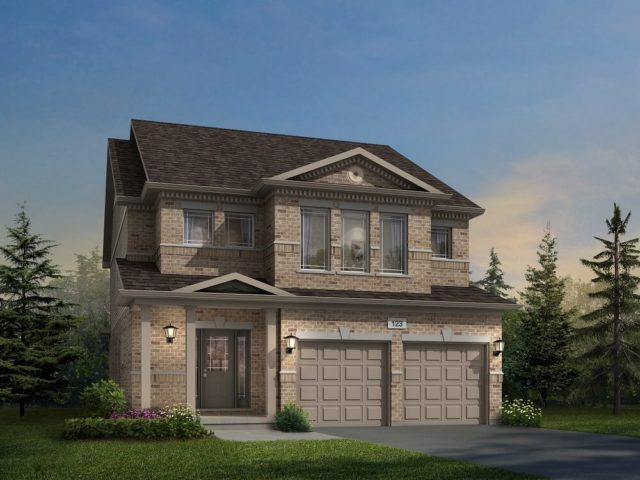Explorers Walk in Kitchener by Fusion Homes