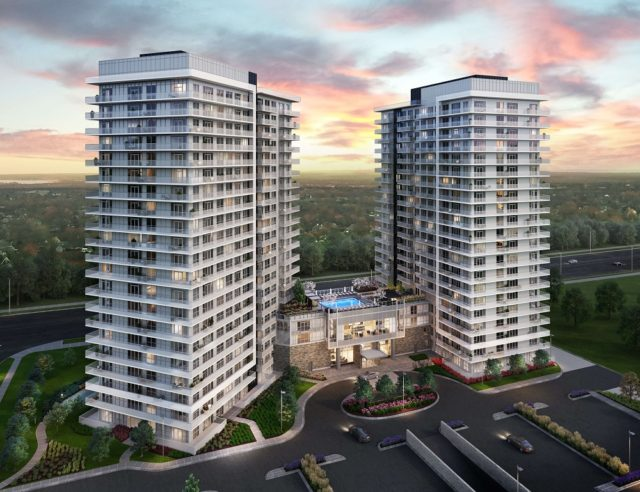 Erin Square in Mississauga by Pemberton Group