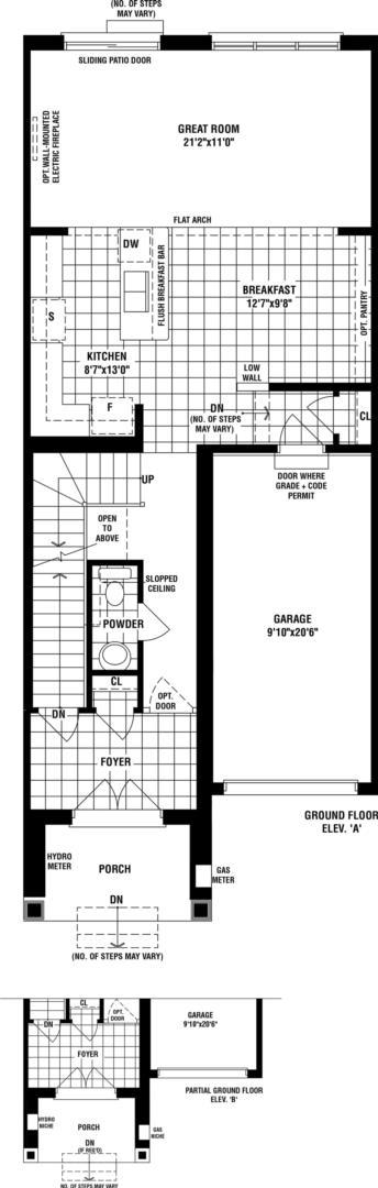 Basil B Floorplan 1