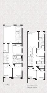 The Oxford Collection - The Oxford 2 Floorplan 3