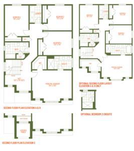 The Pinevally Floorplan 2