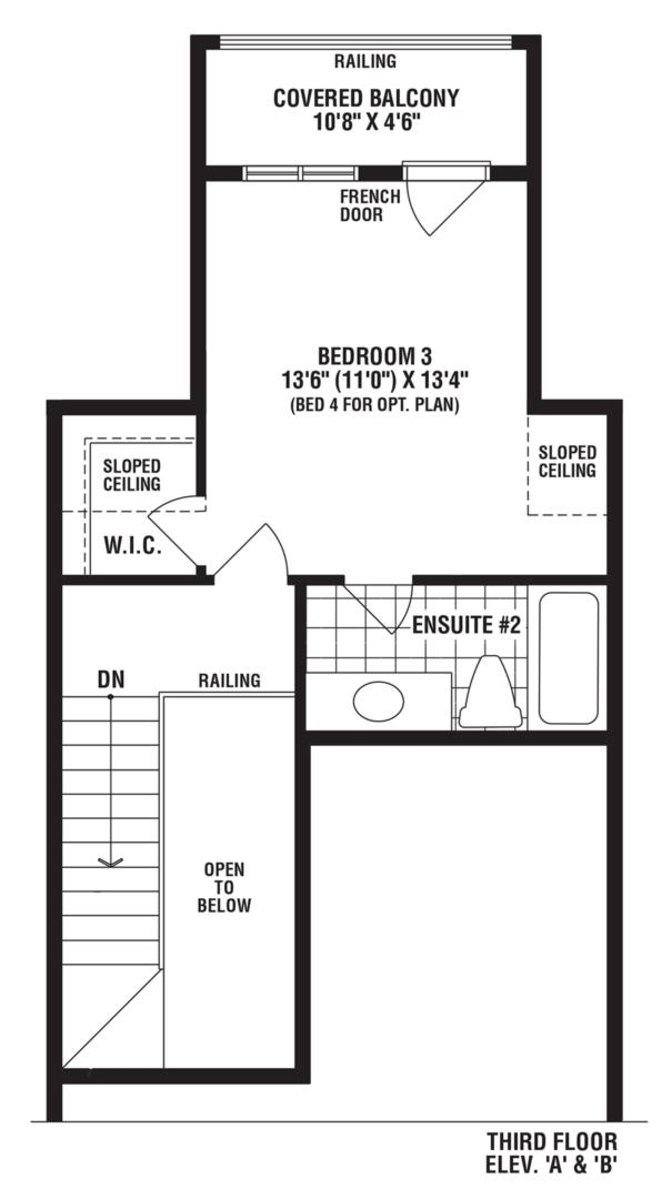 Indigo Floorplan 3