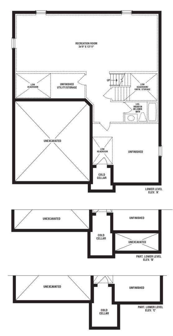 Glimmering Floorplan 3